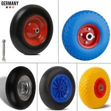 Schubkarren Vollgummi Luft Reifen Gartenkarre Schubkarre Ersatzrad PU Reifen DHL