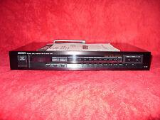 Denon TU-600 Precision Audio Component AM-FM Stereo Tuner Radio