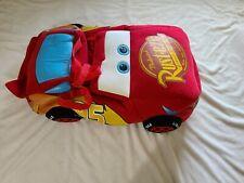 Disney Lightning McQueen 3D Costume Cars Halloween Costume size SMALL Plush