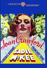 Sadie McKee DVD (1934) Joan Crawford, Gene Raymond, Edward Arnold, Franchot Tone