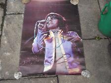 Vintage Poster Rolling Stones / Mick Jagger  Pin-up Music Memorabilia