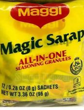 Maggi Magic Sarap All in One Seasoning granule - 4 pack/ 48 sachet total