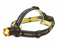 CK Tools T9621R Rechargeable LED Head Torch 200 Lumens