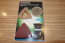 Parkside Multifunktionswerkzeug Sägeblatt Set PMFWZ 3 A1.Badsanierung Diamant