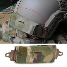 Tactical Combat Helmet Accessory Fast Rear Pouch Balancing Counterweight Bag