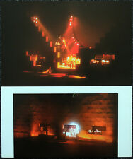 PINK FLOYD POSTER PAGE 1980 THE WALL EARLS COURT GILMOUR WATERS MASON .R67