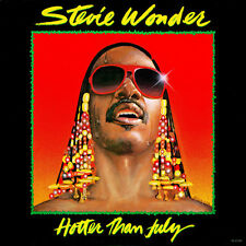 Stevie Wonder ‎CD Hotter Than July - Germany (EX+/EX+)