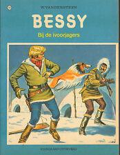 BESSY 113 - BIJ DE IVOORJAGERS(1e druk)- W. Vandersteen