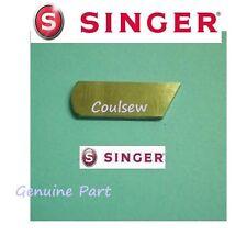 SINGER GENUINE 14U OVERLOCKER KNIFE/BLADE LOWER 34A 134 234 344 354 444 454 etc