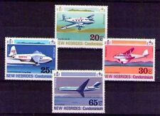 Nueva Hebridas aviones comerciales año 1972 (Q-103)