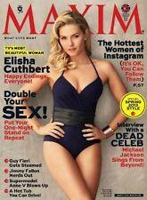 Maxim Magazine March 2014 Laura Vandervoort Smallville Werewolf True Blood