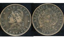 ARGENTINE 2 centavos 1892