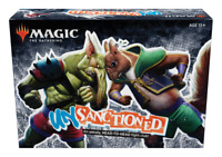 Unsanctioned NEW FACTORY SEALED - Magic the Gathering PRESALE MTG