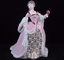 Wedgwood ANNE BOLEYN Figurine ~ Wives of King Henry VIII ~ LIMITED EDITION