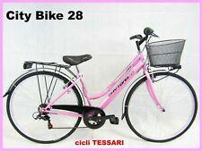 Women's Bicycle Bike Mens for Walk City Bike 28 Trekking Pink Colour