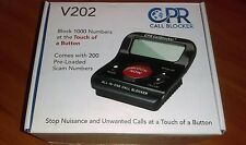 Cpr V202 Call Blocker 1200 Capacity BlockTelemarketer Calls New