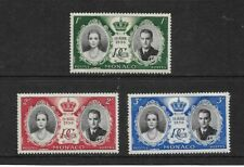 1956 Monaco - Royal Wedding - Mounted Mint.