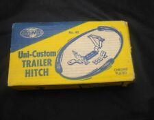 Vintage NOS Custom Trailer Hitch 68's-70's CHEVY, DODGE, PONTIAC TEMPEST USA #40