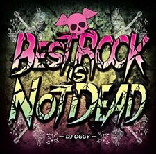 DJ OGGY-BEST ROCK IS NOT DEAD-JAPAN 2 CD E25
