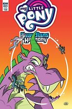 My little Pony Guardians of Harmony 2017 Annual comic Book NM 1st print sub cov