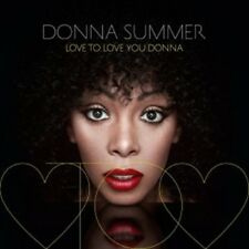 DONNA SUMMER - LOVE TO LOVE YOU DONNA  CD  13 TRACKS  INTERNATIONAL POP  NEU
