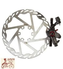 CLARKS CMD-17 MECHANICAL DISC FRONT OR REAR BICYCLE BRAKE W/ ROTOR