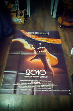 2010 THE YEAR WE MAKE CONTACT 4x6 ft French Grande Movie Poster Original 1984