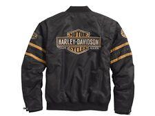 "Harley Davidson Bomber Jacke ""Arlington Casual "" Art. Nr. 97591-14VM in Gr. XXL"