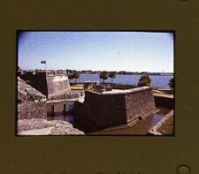21 Vintage 1976 35mm Slides Photos St Augustine FL~Fort Oldest House Old Chapel