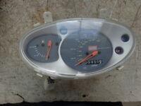 1999 Aprilia Scarabeo 50 gauges speedometer speedo