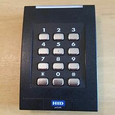 HID pivCLASS RPKCL40-P Wall Keypad Reader, 923PPRTEK00008
