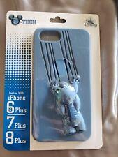 NEW Disney Parks D Tech Stitch iPhone 6s 7 8 PLUS Rubber 3D Case