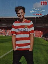 LOUIS TOMLINSON - A4 Poster (20 x 27 cm) - One Direction Clippings Ausland USA