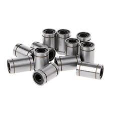 12Pcs LM8UU 8mm Shaft CNC Linear Bearing Ball Bushing 8x15x24mm For 3D Printer