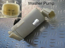 Front Windscreen Washer Pump Fits Nissan Colette 2002 to 2007 2.7 V6 Roadster