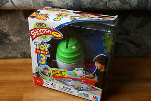 Toy Story 3 Space Shooter Target Game Complete Unpunched 2009 Hasbro Disney