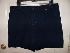Eddie Bauer Navy Blue  Shorts Size 16 Women's NWOT FREE USA SHIPPING
