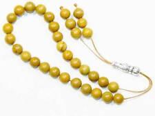 2364 - Loose Style Greek Prayer Worry Beads Greek Komboloi Brown Jasper Gemstone