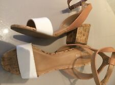NEW LADIES SANDALS SIZE 3 F&F, STRAPPY