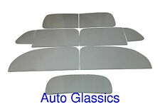 1939 Pontiac Series 25 2 Door Sedan Flat Glass Kit NEW Auto Restoration Windows