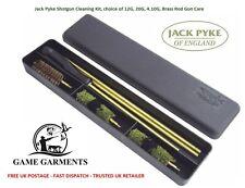 Jack Pyke Shotgun Cleaning Kit, choice of 12G, 20G, 4.10G, Brass Rod Gun Care