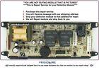 318010900 Repair Service Frigidaire Oven Control Board  photo