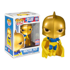 FUNKO POP DC JUSTICE LEAGUE N°395 DOCTOR FATE EDITION LIMITEE SDCC 2021