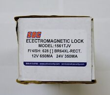New Security Door Controls 1561TJV Electromagnetic Lock, 2000lb holding force.