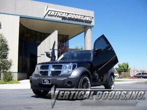 Dodge Nitro 07+ Lambo Kit Vertical Doors Inc 08 09 10