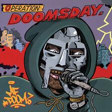 MF Doom-opération: Doomsday Metal Face Cover (vinyle 2lp - 2016-US-Reissue)