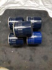 PEUGEOT 106 MKI/2 205 MK1/2 CITREON AX,BERLINGO,BX FRAM OIL FILTER PH5566A  X 5