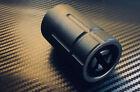 12x28 Sleeved Muzzle Brake Compensator - Free Jam Nut Washer