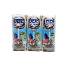 KOKO Milk, Cream & Substitutes
