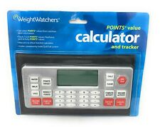Weight Watchers Points Value Calculator and Tracker NEW In Sealed Packaging